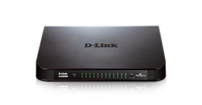 DGS-1024A D-LINK DGS-1024A 24-PORT GIGABIT DESKTOP SWITCH