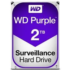 """WD20PURZ WD WD20PURZ 2TB Purple 3.5"""" SATA3 Surveillance Hard Drive WD20PURZ"""
