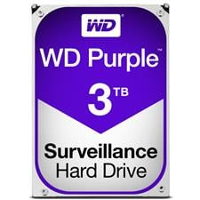 """WD30PURZ WD WD30PURZ 3TB Purple 3.5"""" SATA3 Surveillance Hard Drive WD30PURZ"""