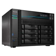 AS6508T Asustor AS6508T 8-Bay Diskless Desktop NAS Quad-Core Atom CPU 8GB RAM AS6508T