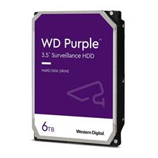 """WD62PURZ WD WD62PURZ 6TB Purple 3.5"""" SATA3 Surveillance Hard Drive WD62PURZ"""